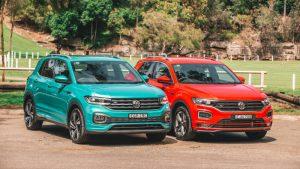 VW T-CROSS/T-ROC新年齐涨价