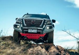 增進越野性能表現 Nissan Navara Pro-4X Warrior 澳洲登場