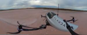 無人飛車試飛成功 飛天車競速賽年底登場