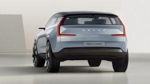 迎戰 EV 未來!Volvo 揭露新世代電動車設計概念,預計實現雙向充電