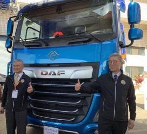 台塑12噸電動卡車Q3問世