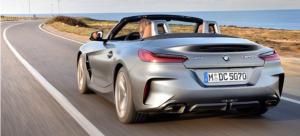 来年只卖了2台,澳洲BMW停售手排Z4敞篷跑車
