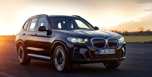 澳洲2021年式BMW iX3公佈售價