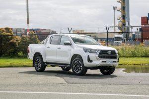 澳洲车市八月新车销售排行评析