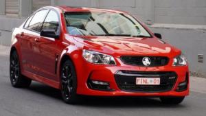 最后一辆澳产Holden挂牌拍卖,成交价高达$75万