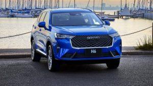2021款HAVAL H6低价上市