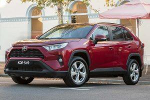 澳洲车市四月新车销售排行评析