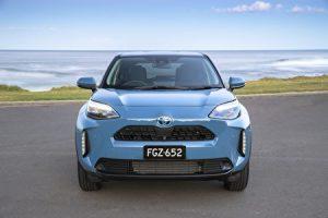 丰田家族最小SUV——2021款YARIS CROSS
