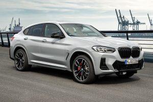 2022款BMW X4年内上市
